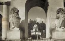 Kamienne lwy w tajemnicy wróciły na Cmentarz Orląt we Lwowie