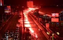 Poznań: Kibice uczcili rocznicę wybuchu Powstania Wielkopolskiego [WIDEO]