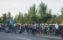 Koniec trasy bałkańskiej. Słowenia, Serbia, Chorwacja i Macedonia zamykają granice