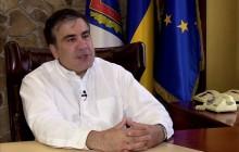 Saakaszwili: Poroszenko wspiera bandyckie klany