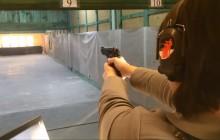 Posłanka Kukiz'15 z bronią w ręku! Ruszył