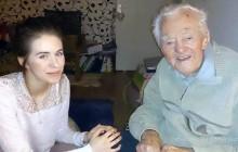 Wigilia z zesłańcem Mustafą Abramowiczem - ostatnim ułanem Rzeczypospolitej