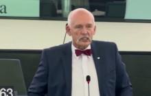 Mocne wystąpienie JKM podczas debaty nt. zwalczania terroryzmu.