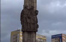 Protest rosyjskiego MSZ w sprawie zniszczonego pomnika.