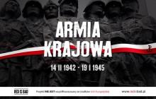Armia Krajowa powstała 14 lutego 1942 roku