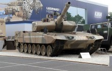 Powstanie nowy europejski czołg podstawowy