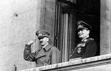Sobowtór Hitlera aresztowany za gloryfikację nazizmu