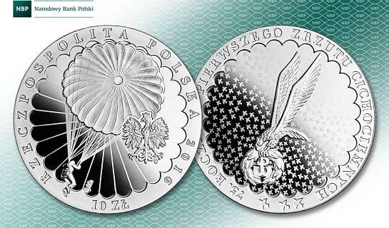 moneta cichociemni