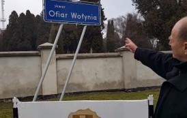 W Lublinie upamiętnią Wołyń pomnikiem. Trwają przygotowania [WIDEO]