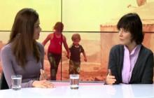 Dyskusja Miriam Shaded i Kazimiery Szczuki.