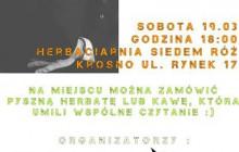 """""""Herbata z Herbertem czyli wspólne czytanie Pana Cogito"""" już w sobotę w Krośnie"""