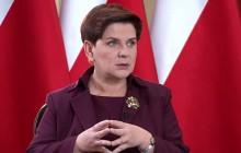 Polska nie przyjmie uchodźców. Beata Szydło: