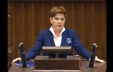 Beata Szydło popiera całkowity zakaz aborcji