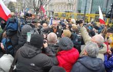 Grobowe nastroje po konferencji prasowej Zarządu Głównego KOD, mocne słowa pod adresem Kijowskiego. Antyrządowe stowarzyszenie w rozsypce?