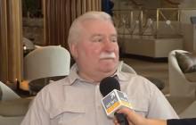 Lech Wałęsa zapowiada, że znów stanie na czele walczących