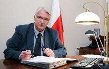 Jest stanowisko szefa MSZ ws. ultimatum dla Polski w związku z przyjmowaniem uchodźców!