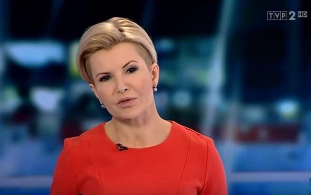 Była dziennikarka TVP uderza w kolegów z pracy.