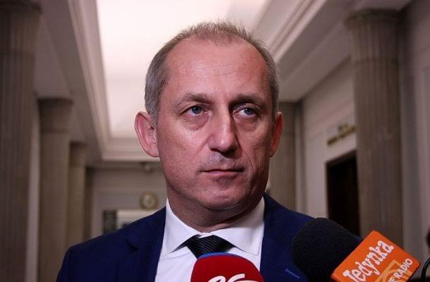 Sławomir Neumann o spadku poparcia dla PiS.