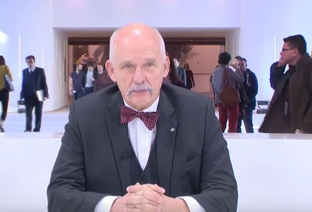 Korwin-Mikke zrezygnuje z mandatu europosła? Polityk komentuje doniesienia