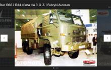 Ciekawostka z ogłoszenia: Oferta dla Polskiej Grupy Zbrojeniowej i Autosanu