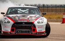 Nissan GT-R pobił rekord świata w drifcie