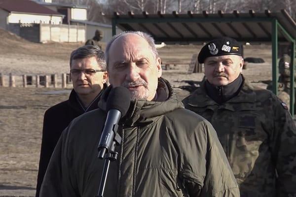 Antoni Macierewicz o swoich poprzednikach: Mają na sumieniu ciężkie grzechy wobec armii i wobec Polski