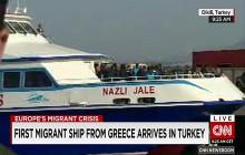 Rozpoczęła się deportacja nielegalnych imigrantów do Turcji