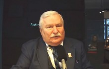 Lech Wałęsa zrzekł się nagrody Człowieka Roku. To przez tegoroczną laureatkę?