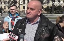 Marian Kowalski o manifestacji przeciwko marszowi KOD: Lepiej tam być i przypilnować interesu