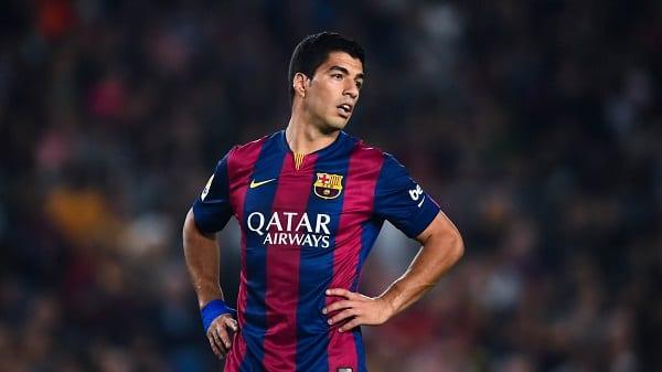 Luis Suarez o kontrakcie: