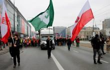 Manifestacja - Polacy Przeciwko Imigrantom [FOTORELACJA]