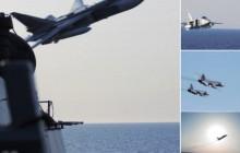 Incydent na Bałtyku między rosyjskim a amerykańskim wojskiem [WIDEO]