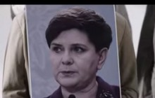 Beata Szydło jako