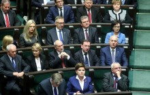 2 mln zł rocznie na emerytury dla 50 związkowców. Projekt trafił do Senatu