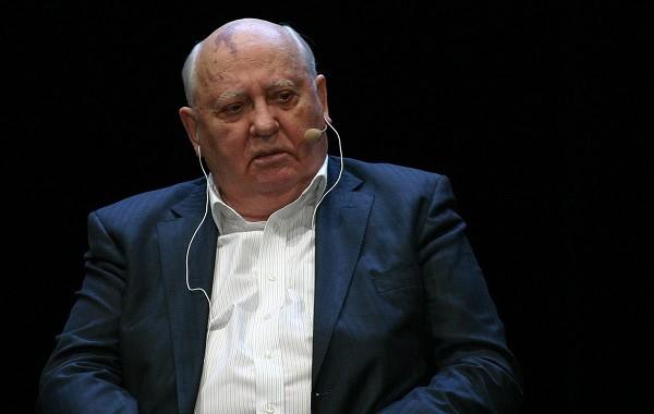 Michaił Gorbaczow z zakazem wjazdu na Ukrainę