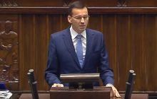 Morawiecki: Zwiększone wydatki socjalne z uszczelnienia VAT. Nie będzie podwyżek podatków