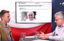 Co powiedział Papież Franciszek - czyli jak portale próbują zwabić czytelników tanią sensacją