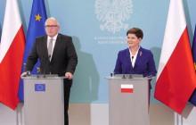 KE doszukała się dyskryminacji w obniżeniu wieku emerytalnego w Polsce. Premier odpowiedziała wprost co o tym sądzi