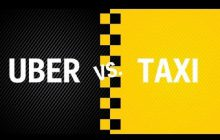 Służby i taksówkarze przeciwko kierowcom Ubera w Katowicach