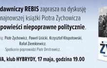 W Warszawie o Żydach - spotkanie z Piotrem Zychowiczem
