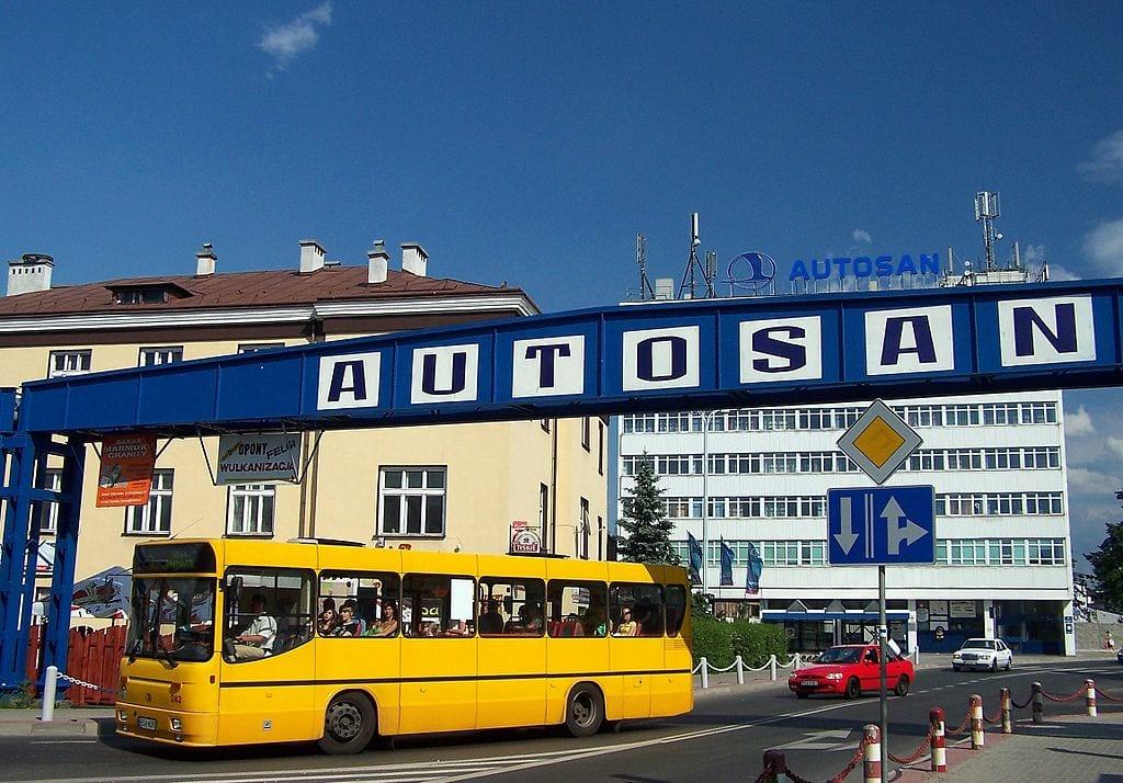 Pierwsze zamówienie dla Autosana