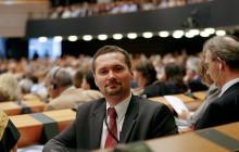 Oficjalnie: Jarosław Wałęsa zawiesił się w prawach członka PO