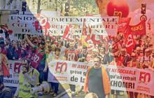 Francja: Tylko połowa pociągów wyjechała dziś na trasę. Za 9 dni pierwszy mecz Mistrzostw Europy