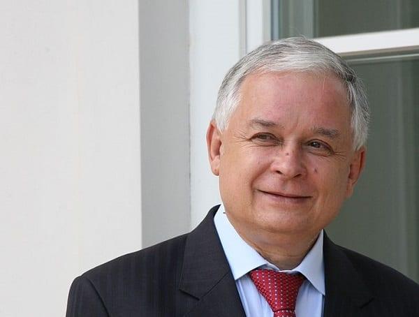 Pomnik Lecha Kaczyńskiego stanie w stolicy europejskiego państwa