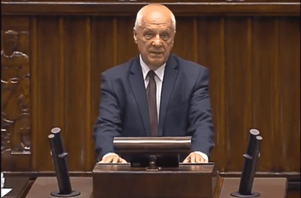 Niesiołowski: PiS to partia typu leninowskiego