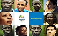 Reprezentacja uchodźców na Igrzyskach Olimpijskich w Rio de Janeiro