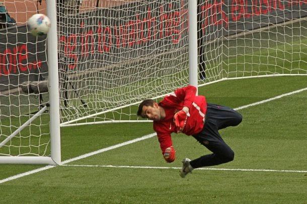Łukasz Fabiański najlepszym zawodnikiem Swansea w głosowaniu kibiców!