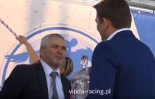 Trener koni wyścigowych nie przyjął nagrody od Andrzeja Dudy [WIDEO]