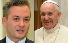 Biedroń: Franciszek daje szansę, by Kościół podążył z duchem czasu