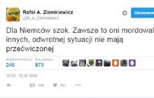 Burza po wpisie Rafała Ziemkiewicza!
